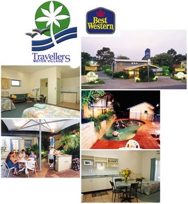 Travellers Motor Village - eAccommodation