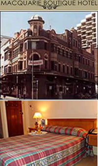 Macquarie Boutique Hotel - eAccommodation