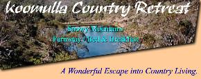 Koomulla Country Retreat - eAccommodation