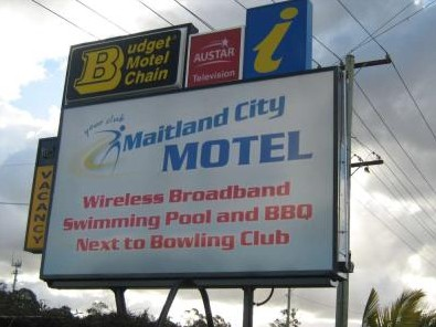 Maitland City Motel - eAccommodation