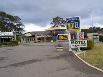 Governors Hill Motel - eAccommodation