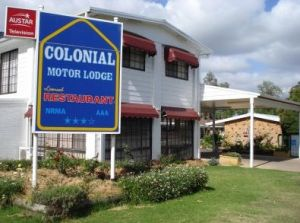Colonial Motor Lodge - eAccommodation