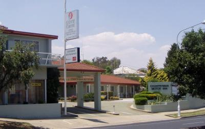 Country Comfort Cowra Countryman Motor Inn - eAccommodation