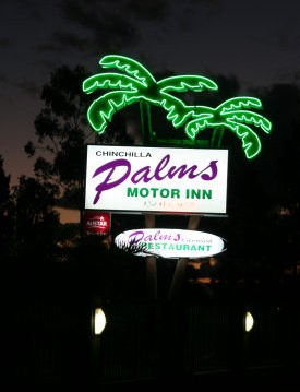 Chinchilla Palms Motor Inn - eAccommodation