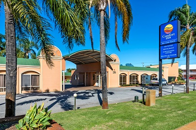 Comfort Inn Bel Eyre Perth - eAccommodation