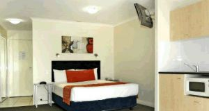 The Wellington Apartment Hotel - eAccommodation