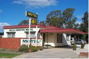 GLENROWAN KELLY COUNTRY MOTEL - eAccommodation