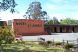 Motel St Arnaud - eAccommodation