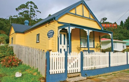 Comstock Cottage - eAccommodation