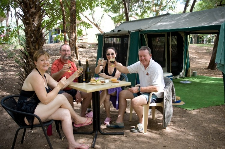 Adels Grove Camping Park - eAccommodation