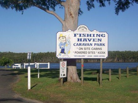 Fishing Haven Caravan Park - eAccommodation