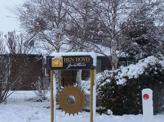 Ben Boyd Guesthouse - eAccommodation