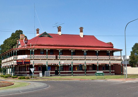 The New Coolamon Hotel - eAccommodation