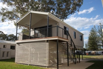 Gold Coast Tourist Parks Tallebudgera Creek - eAccommodation