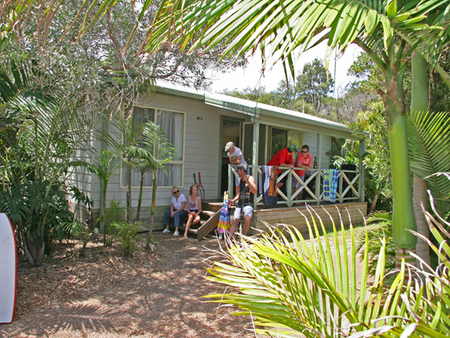 One Mile Beach Holiday Park - eAccommodation