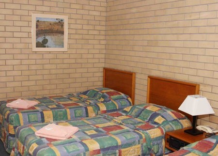 Gunsynd Motor Inn - eAccommodation