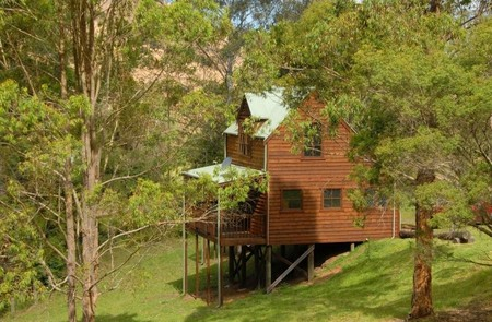 Hookes Creek Forest Retreat - eAccommodation