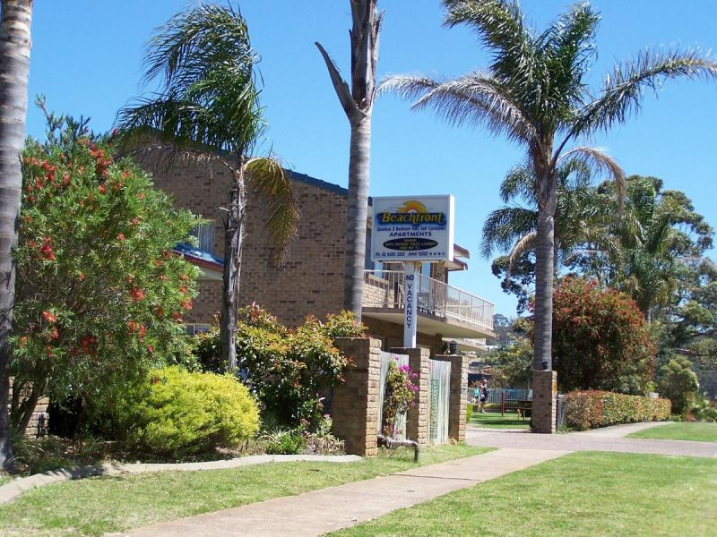 Beachfront Units Merimbula - eAccommodation