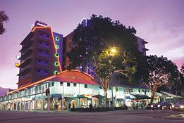 Darwin Central Hotel - eAccommodation