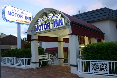 Earls Court Motor Inn