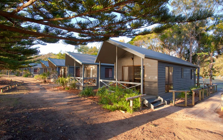 Murramarang Ecotourism Resort Eco Point - eAccommodation