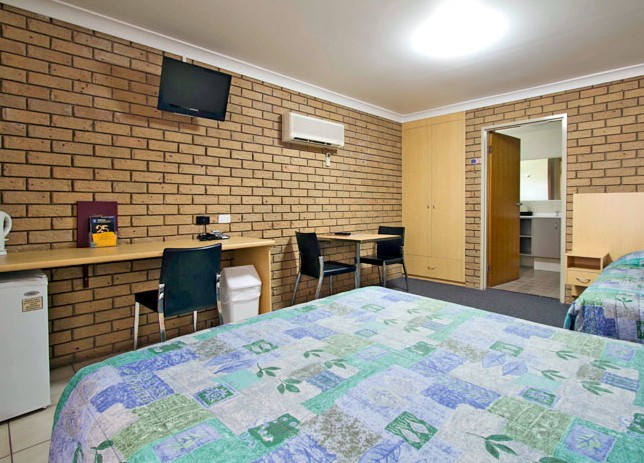 Sunray Motor Inn Toowoomba - eAccommodation