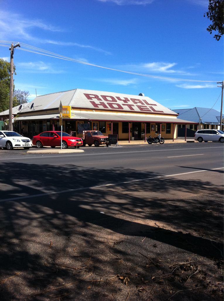 Royal Hotel Narromine - eAccommodation
