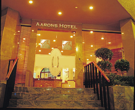 Aarons Hotel - eAccommodation