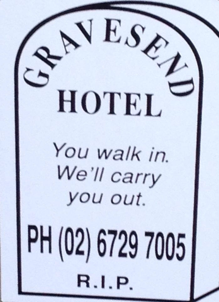Gravesend Hotel - eAccommodation