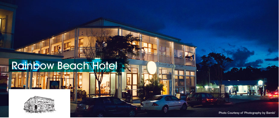 Rainbow Beach Hotel - eAccommodation