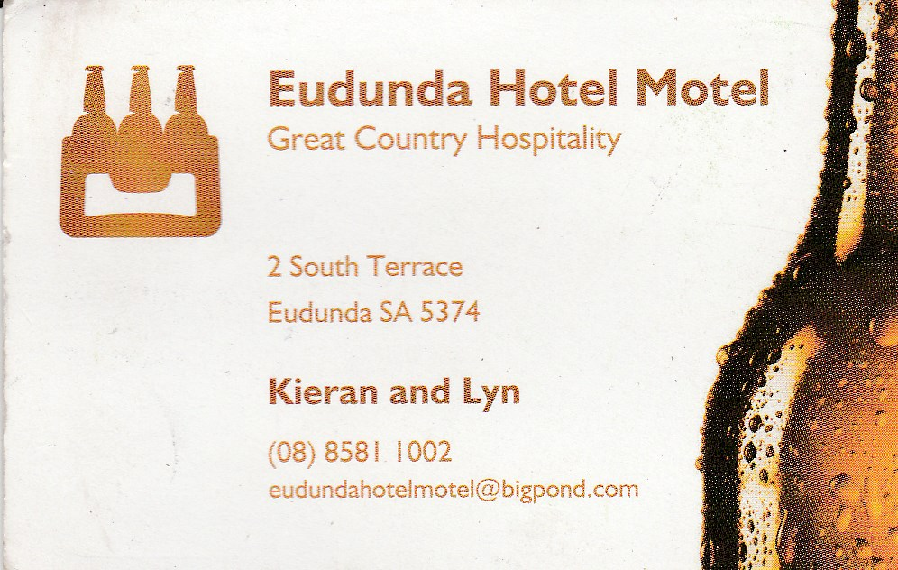 Eudunda Hotel Motel - eAccommodation