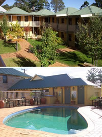Pioneer Motel Kangaroo Valley - eAccommodation