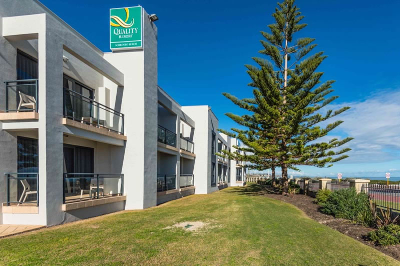 Quality Resort Sorrento Beach - eAccommodation
