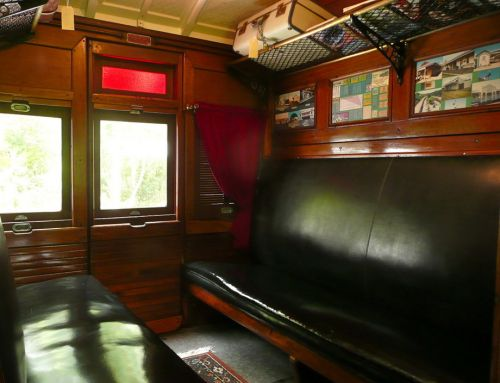 Mt Nebo Railway Carriage amp Chalet - eAccommodation
