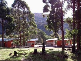 Base Camp Tasmania