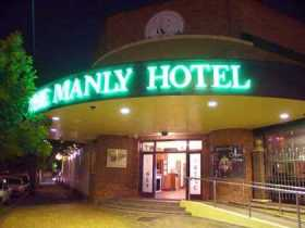 Manly Hotel, The