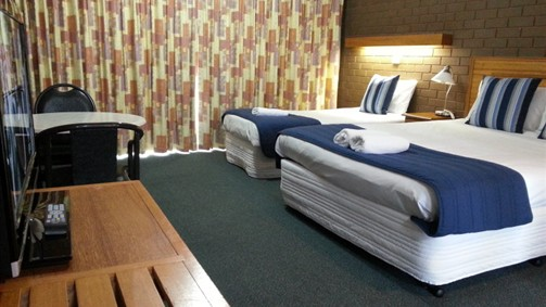 Barooga Country Inn Motel - eAccommodation