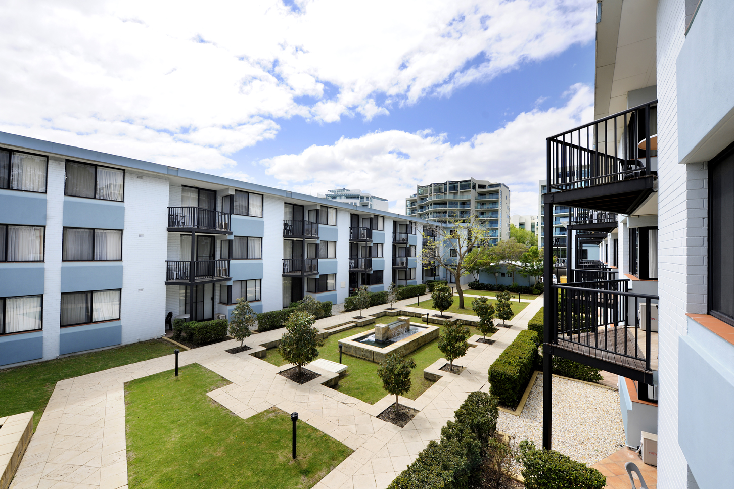 Assured Waterside Apartments - eAccommodation
