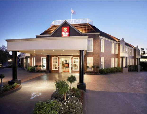 Canterbury International Hotel - eAccommodation