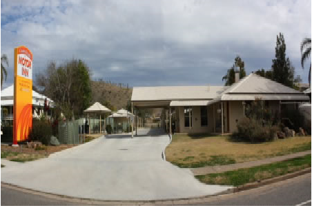 Country Roads Motor Inn - Gayndah - eAccommodation