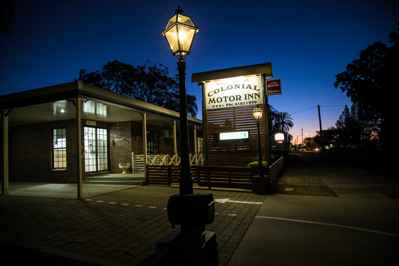 Gayndah Colonial Motor Inn - eAccommodation