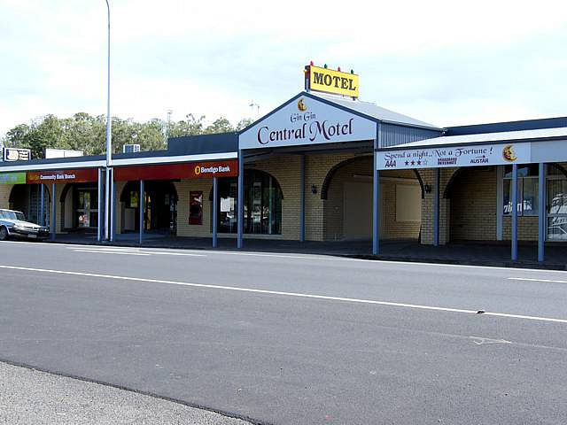 Gin Gin Central Motel - eAccommodation