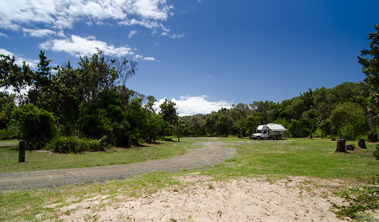 Banksia Green campground - eAccommodation
