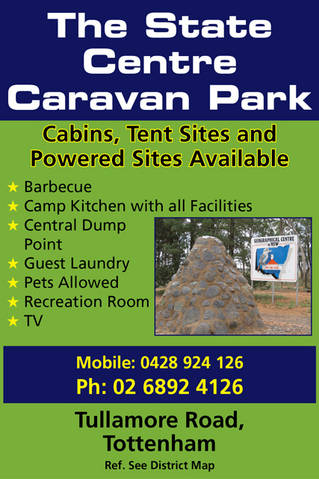 The State Centre Caravan Park - eAccommodation