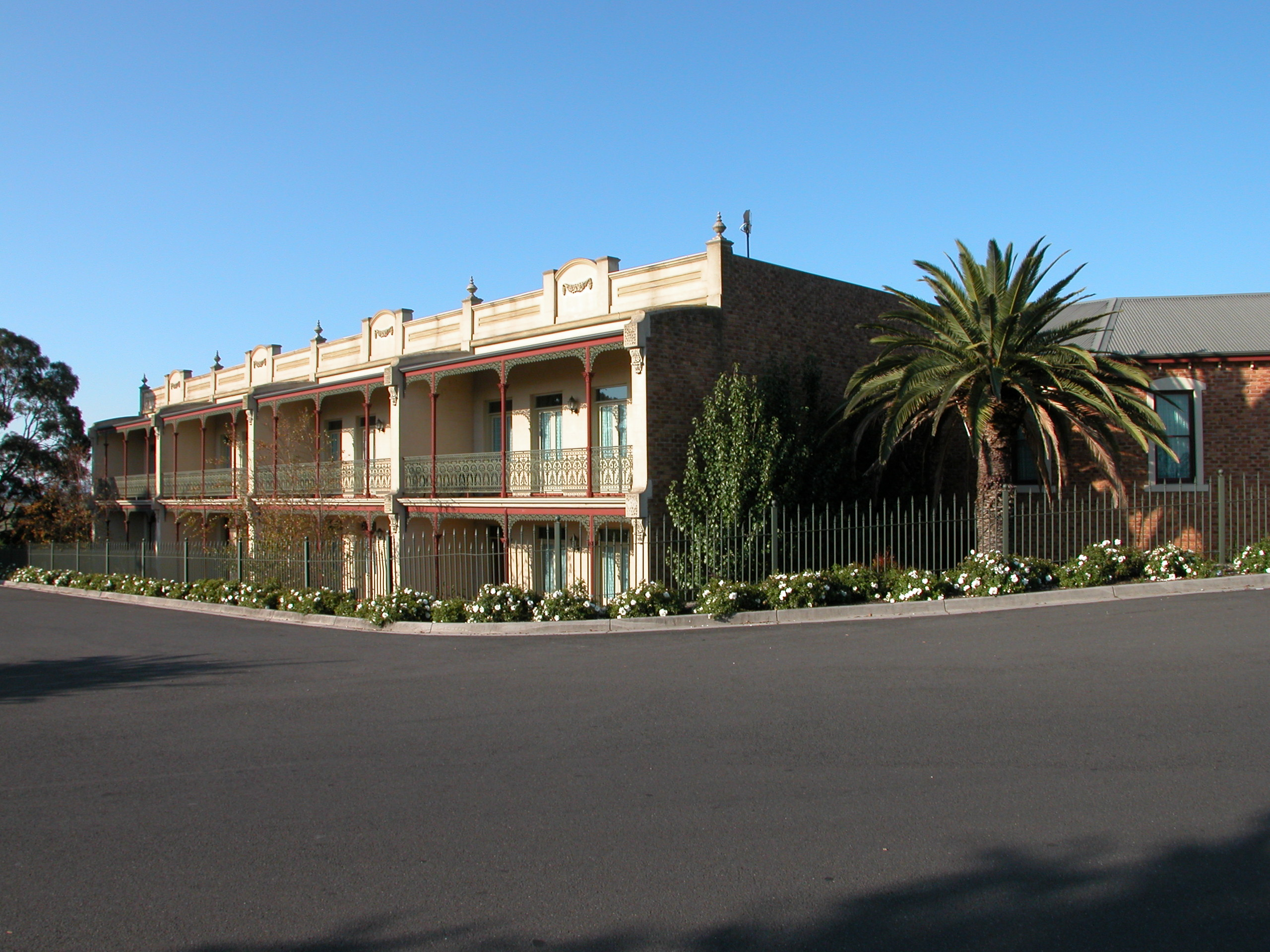 The Terrace Motel - eAccommodation