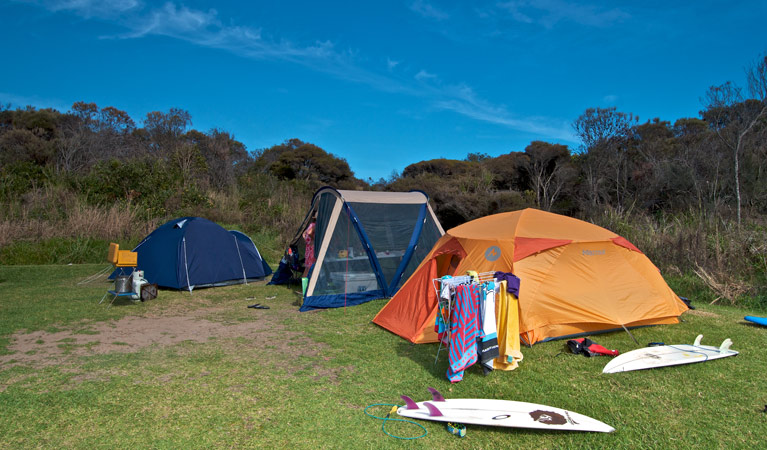 Frazer campground - eAccommodation