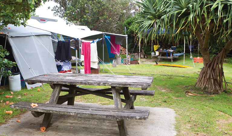 Sandon River campground - eAccommodation