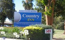 Barooga Country Inn Motel - Barooga - eAccommodation