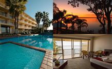 Beachcomber Hotel and Conference Centre - Toukley - eAccommodation