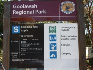 Goolawah National and Regional Parks